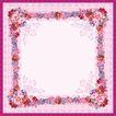 花卉边框0041,花卉边框,自然风景,