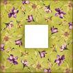 花卉边框0043,花卉边框,自然风景,花卉边框