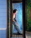 让风知道0037,让风知道,自然风景,房屋 视角 靠墙
