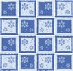 雪花元素0041,雪花元素,自然风景,
