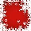 雪花元素0055,雪花元素,自然风景,