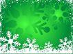 雪花元素0064,雪花元素,自然风景,