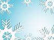 雪花元素0068,雪花元素,自然风景,