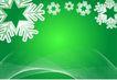 雪花元素0071,雪花元素,自然风景,