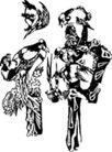 传统文字0014,传统文字,中华图片,神字