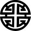 传统文字0024,传统文字,中华图片,独特构图