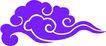 古典云纹0078,古典云纹,中华图片,紫色云纹