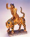 奉神器物0033,奉神器物,中华图片,座椅 老虎 猛兽
