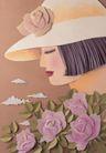 纸雕艺术0099,纸雕艺术,中华图片,