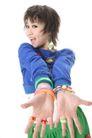快乐的信仰0044,快乐的信仰,综合,伸出手掌