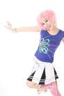快乐的信仰0045,快乐的信仰,综合,粉色头发