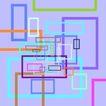 几何背景0116,几何背景,底纹背景,简单组合 几何体 线条