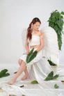 彩色季节0008,彩色季节,底纹背景,长翅膀 洁白羽毛