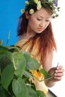 彩色季节0037,彩色季节,底纹背景,发饰 相片 素材