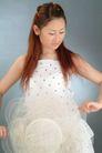 彩色季节0039,彩色季节,底纹背景,布料 青年 美女