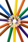 彩色铅笔0101,彩色铅笔,底纹背景,
