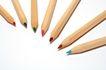 彩色铅笔0104,彩色铅笔,底纹背景,