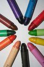 彩色铅笔0110,彩色铅笔,底纹背景,