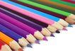 彩色铅笔0112,彩色铅笔,底纹背景,排列 彩色 铅笔