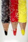 彩色铅笔0120,彩色铅笔,底纹背景,