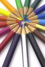 彩色铅笔0124,彩色铅笔,底纹背景,