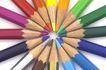 彩色铅笔0125,彩色铅笔,底纹背景,