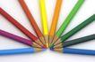 彩色铅笔0126,彩色铅笔,底纹背景,