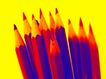彩色铅笔0132,彩色铅笔,底纹背景,
