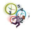 网络商务0046,网络商务,商业,赶时间 钟盘 数字