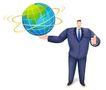 网络商务0049,网络商务,商业,商人