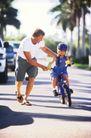 激动时刻0033,激动时刻,生活,孩子 学骑车 阳光天气