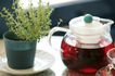 静谧生活0032,静谧生活,生活,花茶 茶水 水壶