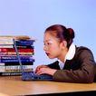 办公女性0046,办公女性,人物,一叠书