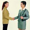 办公女性0066,办公女性,人物,交际手势