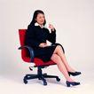 办公女性0071,办公女性,人物,优雅坐姿