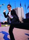 办公女性室外篇0023,办公女性室外篇,人物,职业套装