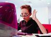 办公女性室外篇0049,办公女性室外篇,人物,女性办公