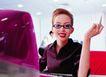 办公女性室外篇0050,办公女性室外篇,人物,红唇