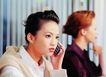 办公女性室外篇0067,办公女性室外篇,人物,两名职员