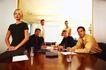 合作伙伴0131,合作伙伴,人物,办公桌
