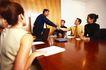 合作伙伴0145,合作伙伴,人物,大会议桌
