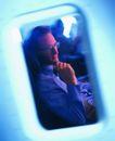 工作狂人0039,工作狂人,人物,飞机上