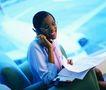 工作狂人0049,工作狂人,人物,知识女性 讲电话