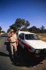 暴力犯罪0014,暴力犯罪,人物,警车 追踪 一名警员