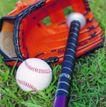 各种球类0038,各种球类,运动,棒球