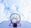 各种球类0063,各种球类,运动,篮筐