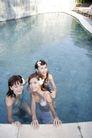 欢乐少女嘻戏0009,欢乐少女嘻戏,运动,清透池水