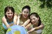 欢乐少女嘻戏0040,欢乐少女嘻戏,运动,