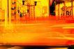 狂飙竞技0056,狂飙竞技,运动,橙色调构图