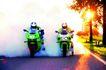 狂飙竞技0065,狂飙竞技,运动,浓烟 摩托